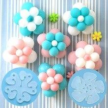 10 шт. пластиковые зажимы для шаров сливы, зажимы для уплотнения, клеевые наклейки в горошек для рождества, свадьбы, дня рождения, вечеринки, декоративные аксессуары для воздушного шара