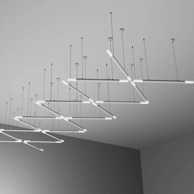 Lukloy Led Office Light Ceiling Pendant