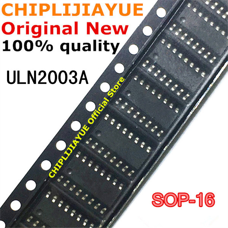 10-20PCS ULN2003A SOP16 ULN2003ADR ULN2003 2003 SOP-16 SOP SMD New And Original IC Chipset