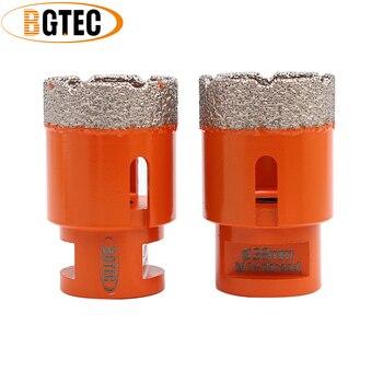 цена на BGTEC 2pcs Diameter 38mmVaccum Brazed Diamond drilling core bits M14 Thread Drill bits granite marble ceramic hole saw