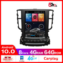 Android 8.1 ROM32GB Octa core for Acura TL 2004 2008 Car radio GPS Navigation Player Radio Multimedia