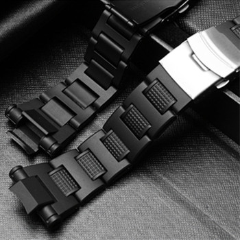 Plastic watch band strap for gshock GW-A1100 FCGW-A1000 Watch Accessories special-purpose Watchband Diy Replace new for caswatch gshock gw 3500b gw 3000b gw 2000 g 1200b g 1250bresin tape watchabnd watch band strap tool