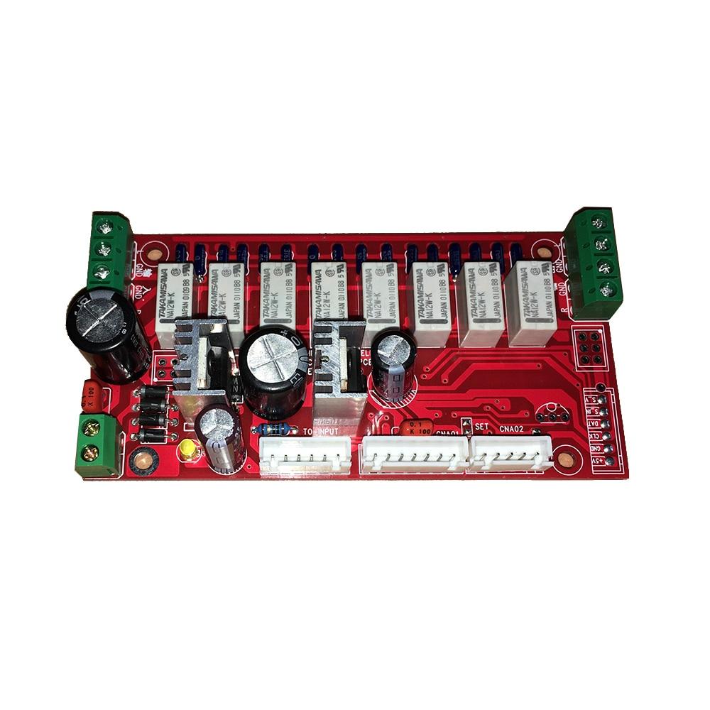 Relay Volume Board Volume Potentiometer Remote Control Relay Volume Control Board With Display