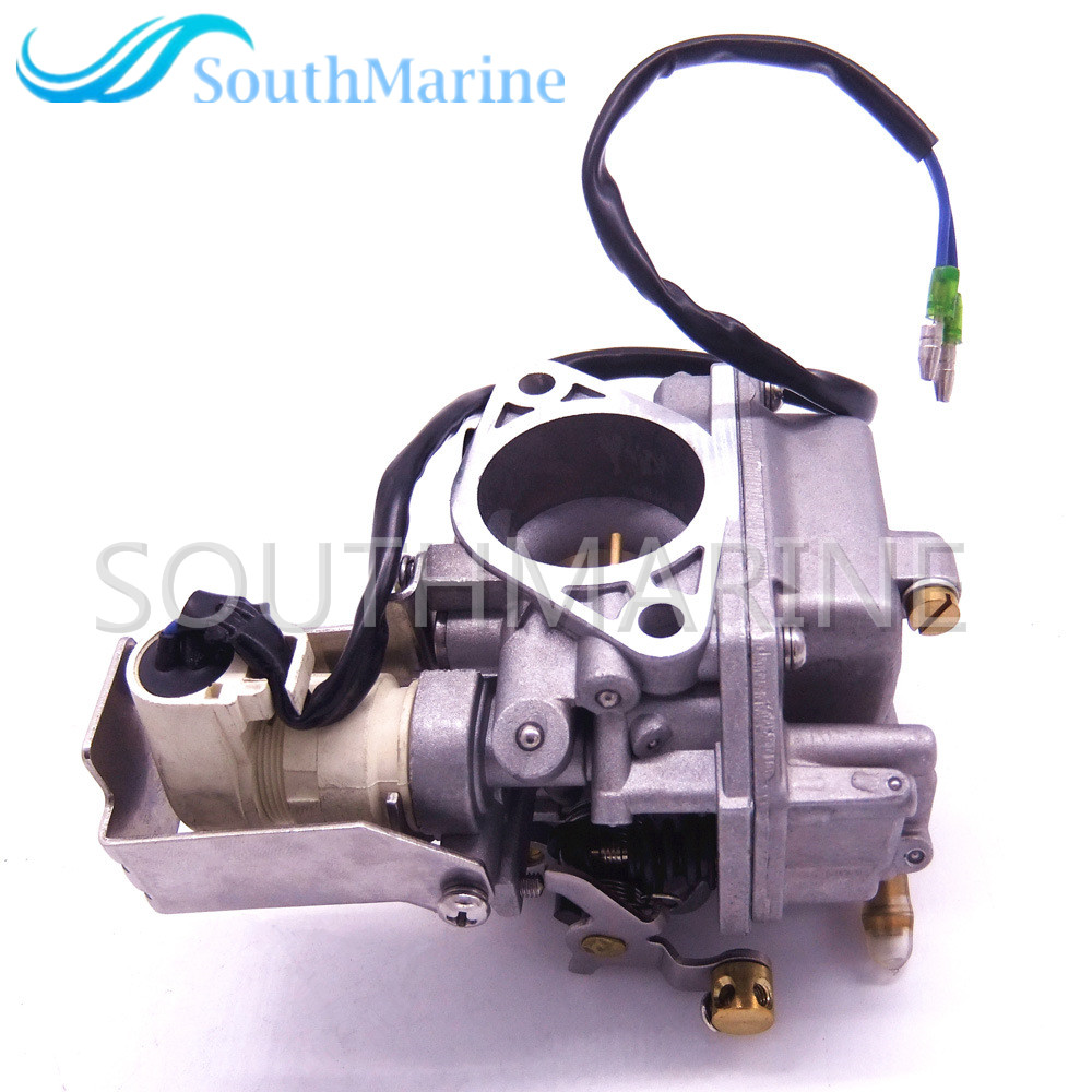 Outboard Motor 65W-14901-00 65W-14901-10 65W-14301-11 65W-14901-12 Carburetor Carb For Yamaha F25A F20 F25 4-Stroke Boat Engine
