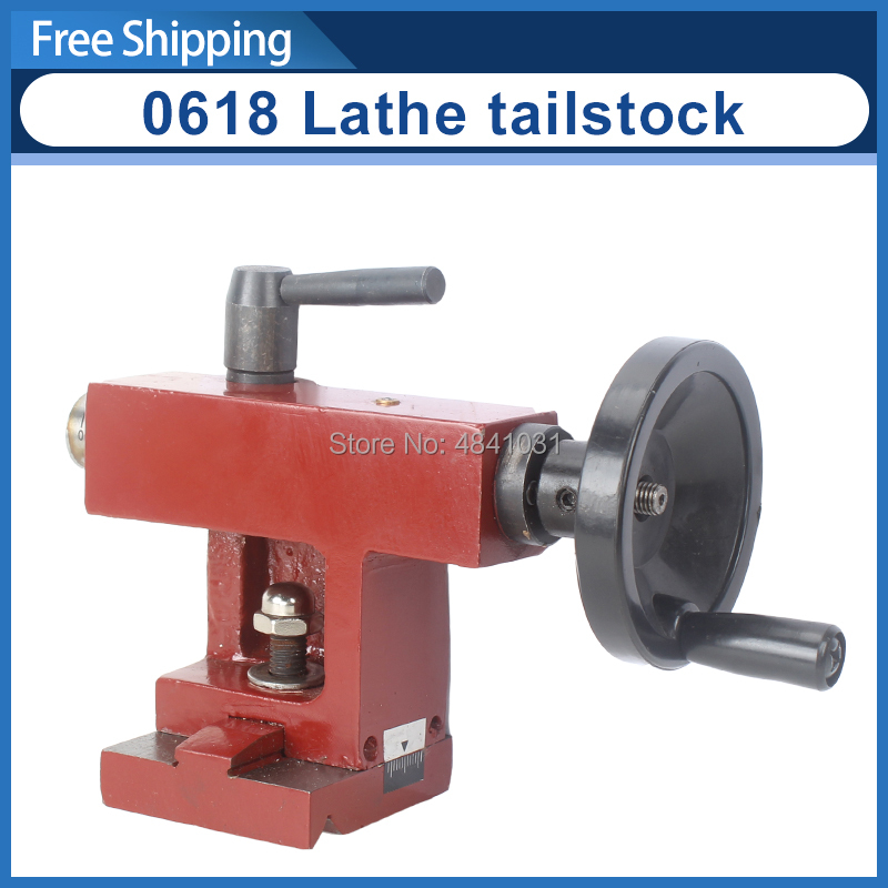 Tailstock Assembly Mini Lathe Cam Lock CJ0618 Metal Camlock Tailstock