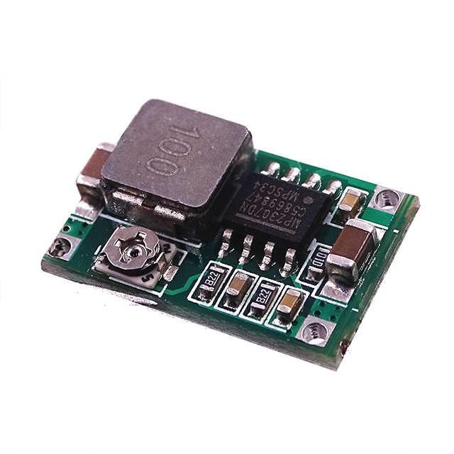 A5-Mini360 DC-DC Buck convertisseur abaisseur Module 4.75 V-23 V à 1 V-17 V 17x11x3.8mm SG125-SZ +