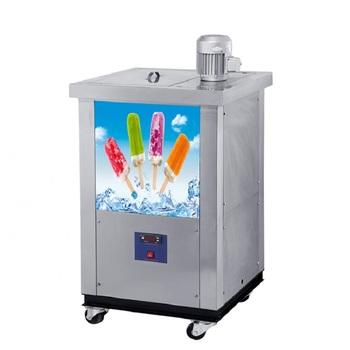 Gorąca sprzedaż certyfikat CE ze stali nierdzewnej 304 automatyczne popsicle lolly maszyny do formowania twardych lodów making sprzęt zniżki tanie i dobre opinie NoEnName_Null 1501 ml 500 w Chłodzenie powietrzem Popsicle lolly making machine 220V 110V 50 60 Hz CE ISO Stainless Steel 304