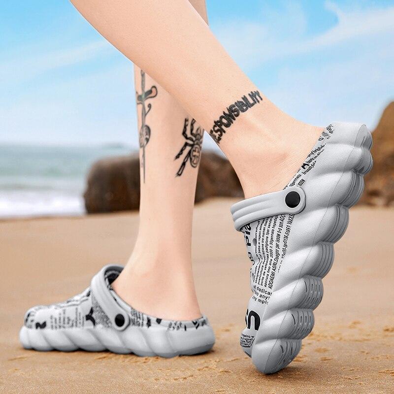 Cheap Sandálias masculinas