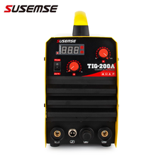 SUSEMSE TIG200A TIG/MMA DC IGBT Inverter Welder Welder High Frequency 200Amp 220V Portable