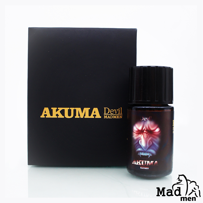 New 40ml R.S.  AKUMA  Poppers Delay Spray Stronger For Men Rush Liquid Long-lasting Gay Party Sex Toys