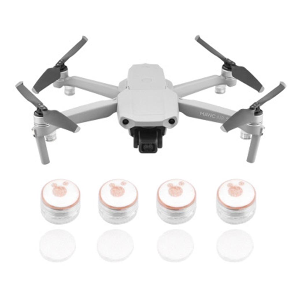 Universal Drone LED Lights Landing Pad Leds for DJI Mavic Air 2 Mini Phantom Inspire FIMI X8 SE 2020 Drones Accessories