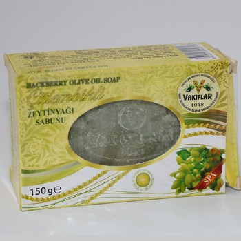 Hackberry Olive Oil Soap - Natural Handmade-150g-Purchase more than 3 get Discount цена 2017