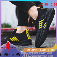 Running Shoes For Men Sneakers Breathable Mesh Outdoor Sport Shoes