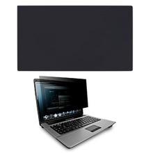 Защита от излучения 16 дюймов фильтр конфиденциальности Анти-блики экрана Защитная Плёнки антивирусный грязно-доказательство для 16: 9 ноутбук for14 дюйма