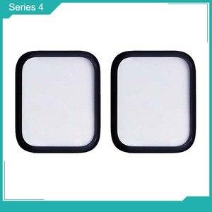 Image 2 - Netcosy piezas de repuesto para cubierta de cristal exterior frontal de 40mm y 44mm para Apple watch series 1, 2, 3, 4, 5, 38mm, 42mm, 40mm, 44mm, cristal LCD