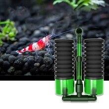Aquarium Filter Fish Tank Air Pump Skimmer Biochemical Sponge filtration filter Aquatic Pets Products