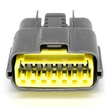 Free shipping 25pcs Connector terminal 6098-0148 7Pin Auto Motorcycle Electronic Wiring For Power Connection