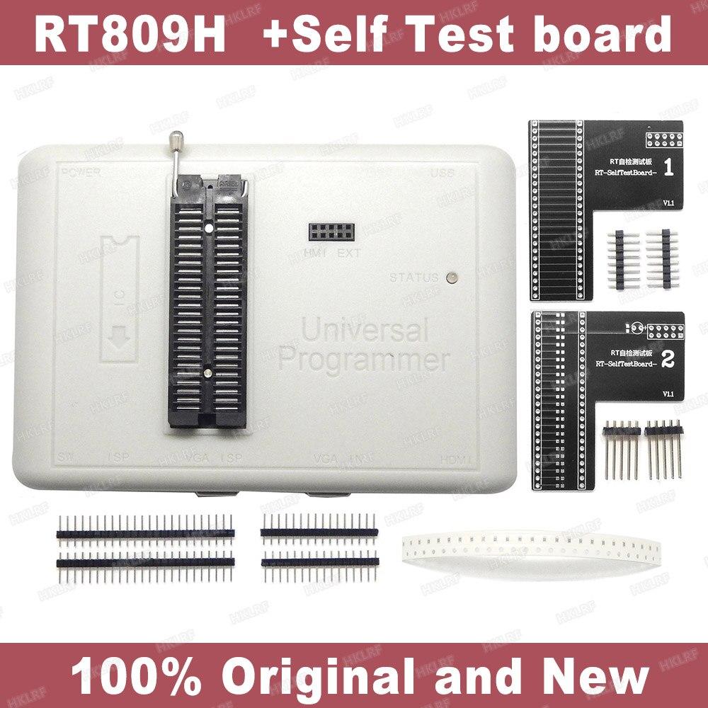HOT SALE] RT809H universal programmer for TSOP48 nand FLASH