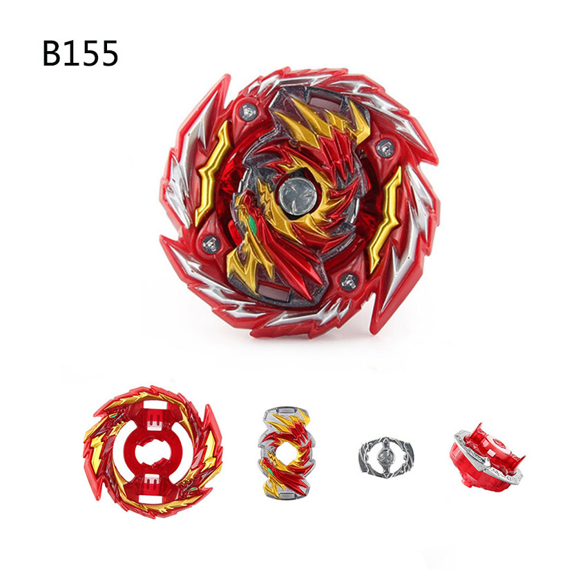 Beyblades All Models Launchers Beyblades Burst 155GT Toys Arena Bayblades Metal God Fafnir Spinning Top Bey Blade Blades Toy