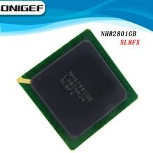 100% тест очень хороший продукт NH82801GB SL8FX BGA ребол шары чипсет днефгос