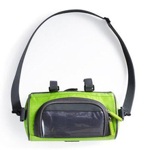 New bicycle handlebar package head bag Touch screen mobile phone Mountain bike accessories riding