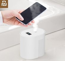 Youpin inteligente infravermelho indução spray desinfetor automático sensor dispensador de sabão portátil pulverizador de álcool