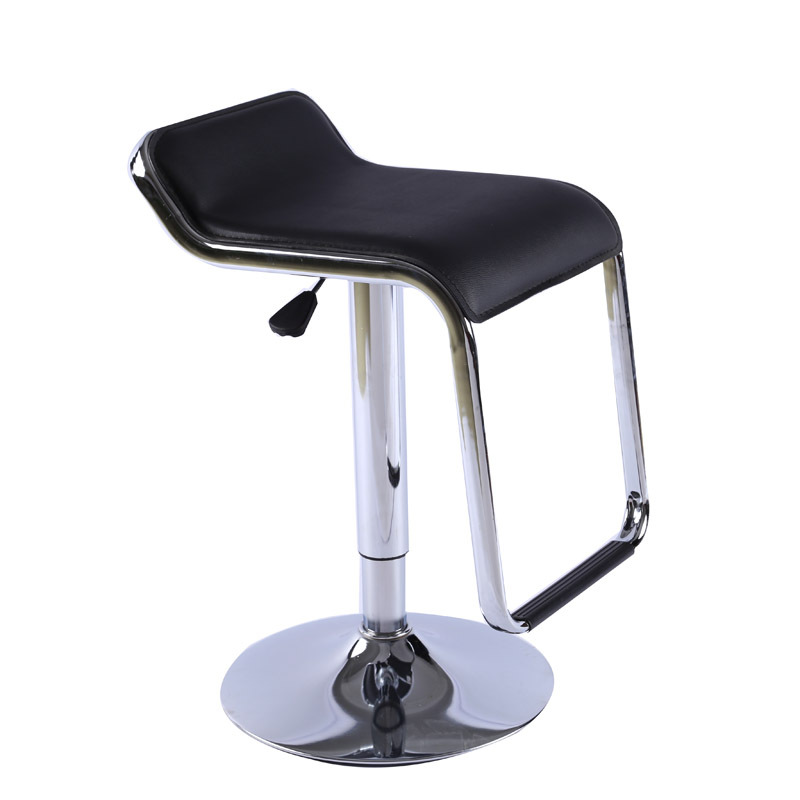 Europe Revolve Metal Stool  Bar Stools For Home  Stool Bar Fashion Brief Go Up And Down  Modern Bar Chairs Dropshipping