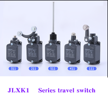 цена на Travel switch jlxk1-111 limit switch 211 / 311 / 411 / 511 self reset - normally open - normally closed 5A