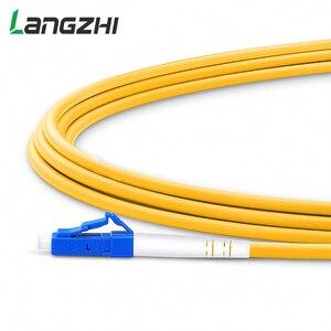 Image 3 - LC UPC à SC G657a PVC câble de raccordement de fibres Mode recto 2.0 Mm 3.0mm routeur Fusion épisseuse