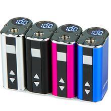 Мини iStick 10 Вт одиночный аккумулятор 1050 мАч с светодиодный экран изысканный портативный мини-мод