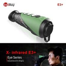 X- инфракрасный E3% 2B Тепловизионный Imaging Night Vision Goggles Digital Laser Infrared Thermal Vision Monocular Thermal Imager for Hunting