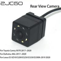 ZJCGO Car Rear View Reverse Back Up Parking Camera for Toyota Camry XV70 for Daihatsu Altis for Lexus ES ES200 ES250 ES350 ES300