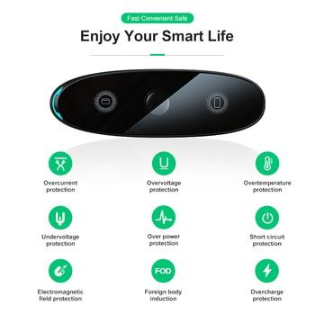 Беспроводное зарядное устройство KUULAA 3 в 1 для iPhone 12 Samsung
