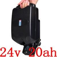 24v 20ah bateria de lítio 24v 20ah bateria de bicicleta elétrica com 30a bms e 29.4 v 3a carregador para 24v 250 w 350 w 500 w 700 w w motor