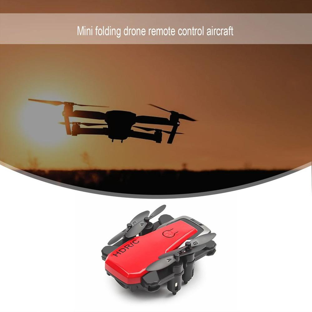 cheapest S9 2 4G Mini Foldable Drone RC Drone 360 Degree Flip One-Key Return Headless Mode H L Speed Switch RC Quadcopter with Light