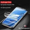 Film Hydrogel 5 pièces pour Samsung Galaxy a40 S10 S9 plus S8 A50 S8 plus film de protection d'écran pour samsung note 10 pro note 9 note 8