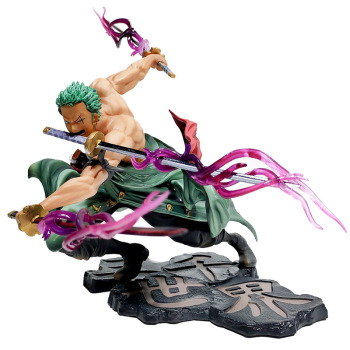 anime one piece figurine Roronoa Zoro Monkey D Luffy Trafalgar D Water Law PVC Action Figure Collection Model Toys Gift japanese anime one piece roronoa zoro prisoner ver pvc action figure toys roronoa zoro figure decoration model toys kid gift