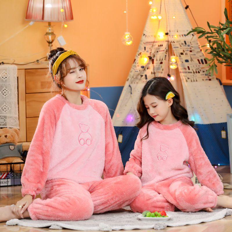 criancas pijamas de inverno conjunto roupas 04