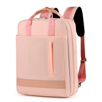 2019 Women USB Charge Laptop Backpack Bag 15 15.6 inches Notebook PC Tablet Knapsack Daypack for Macbook Dell HP HUAWEI