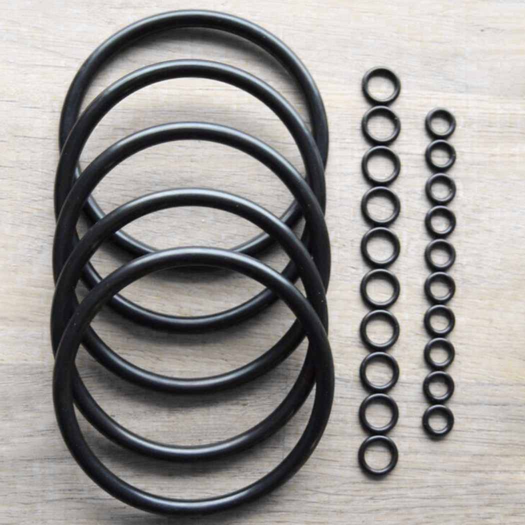 Silicone rubber O Rings Corny Keg Seal Equipment Accessories High quality New