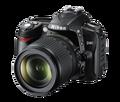 Б/у  Nikon  Sony  D90 12.3MP dx-формата CMOS для зеркальной однообъективной камеры Камера с 18-105mm f/3 5-5 6G ED AF-S Очки виртуальной реальности VR DX Nikkor объектив с ...