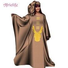 Новинка 2021 г африканская женская одежда bazin getzner с круглым