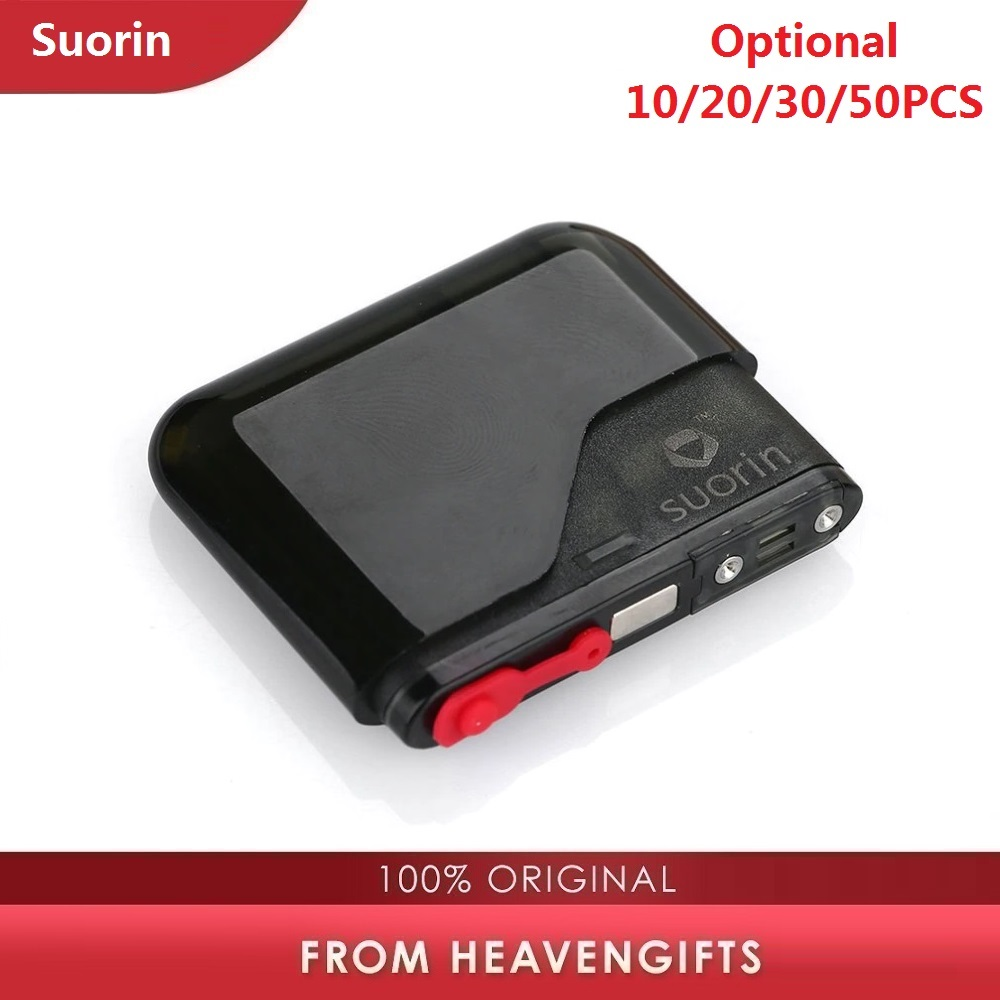 Suorin Air Cartridge With 2ml Capacity & 1.2ohm Resistance For Suorin Air Kit Electronic Cigarette Replacement Cartridge Part