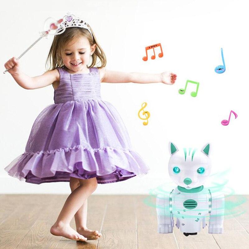 Voz Pet Toque Deslumbrante Dança das Crianças
