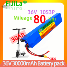 Battery-Pack Scooter Bateria M365 Xiaomi 36V 30A for Mijia Electric Bms-Board