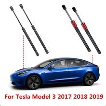 2 pièces pour coffre de voiture Tesla modèle 3 2017 2018 2019