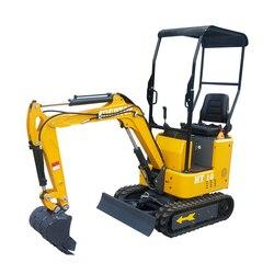 Mini pelles avec EPA livraison rapide | Machines à creuser HT10