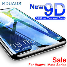 9D Protective Glass on the For Huawei Mate 20 Lite 20X Pro Mate 10 Pro 9 Lite P