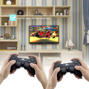 Image 2 - Data Frog 2 Pcs Wireless Game Joystick For Android Mobile Phone 2.4G Joystick Gamepad For PC Dual Controller