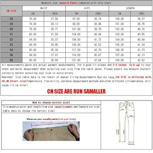 Image 5 - Mens Pants Thickening Trouser Velvet Winter Warm Jogger Male Military Style Army Casual Fleece Lined Pants Working Coverall Work